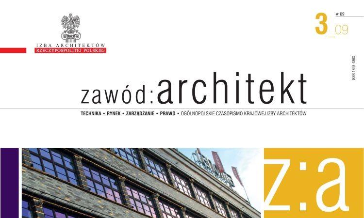 ikony_zawód architekt_2009
